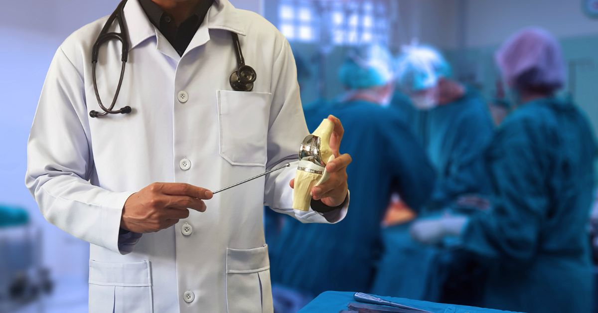 joint replacement surgeon in buford, ga